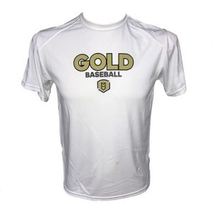 Gold Baseball